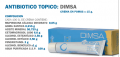 Antibiótico Tópico: Dimsa