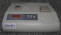 Laboratorio - espectrofotómetro metrolab 330