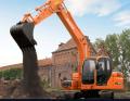 """Excavadora sobre orugas """"DX140LC"""""""