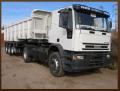 Camiones transportadores