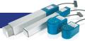 Actuadores eléctricos deslizantes y rotativos