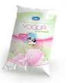 Yogurt descremado bebible