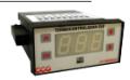 Termocontrolador digital programable