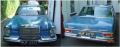 Repuestos Mercedes Benz - Chasis W108
