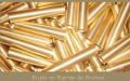 Bujes en barras de bronce