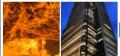 Protección contra incendios celulósico