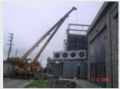 Vacuum evaporators of electroplating wastewaters
