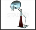 Soporte Mini basquet Variable en altura