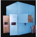 Cabina acústica para prensa de 150 Ton