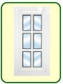 Ventanas corredizas de vidrio