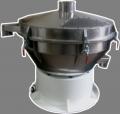 Zaranda vibratoria circular con motovibrador para clasificación de polvos finos / separación de sólidos de líquidos