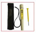 Instrumentos de medición Phmetros
