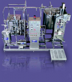 Miniplanta Semi Automática para Leche
