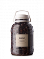 Aceituna negra tipo griego variedad arauco.