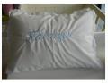 Almohadas bordadas con nombre