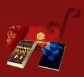 Chocolate en cajas