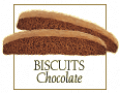 Biscuits chocolate