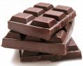 Cobertura de chocolate semiamargo