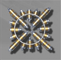 Filters magnetic inertial