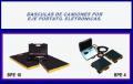 Basculas portatiles por eje portatil electronica