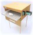 Incubadoras con sistema de circulación de aire natural