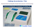Producto:Electrocardiógrafos    Modelo:Monocanal de 12 Derivaciones