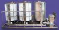 Equipo CIP para plantas de leche - tanques de 3.000 lt./hr.