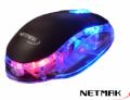 Mouse Luminoso USB NM-M01
