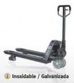 Zorra Inoxidable / Galvanizada
