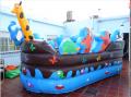 Arca de Noé inflable