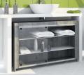 Línea Mobile - Sistema Corredizo para Puertas de Muebles ALX 12