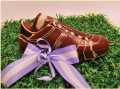 Botin de Football de Chocolate