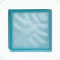 Ladrillos de Vidrio azul