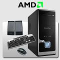 Computadora Oficina AMD DDR3