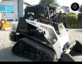 Minicargadora PT-50 Sobre Orugas