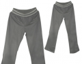Pantalón Deportivo Frizado Cintura Puño