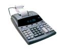 Calculadora electrónica con impresor Cifra PR 235