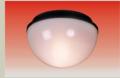 Plafón semi-esférico