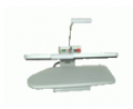 Machinery industrial ironing