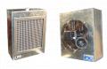 Caloventilador para agua caliente Cap. 10.500 Kcal./h.