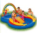 Pileta inflable Intex Playcenter Rainbow