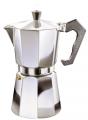 Cafeteras Aluminio - Volturno Clásica 12 Tazas