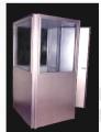 Cabina acústica para el personal de control