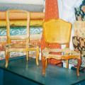 Sillocitos Luis XV