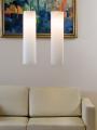 Lámpara cilindro modelo colgante