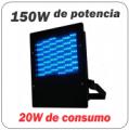 Iluminación de color RGB EDF 504