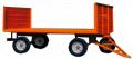 Acoplado rural cap. 7/8 Tt. de carga