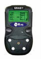 Detector de gases de uno a cuatro sensores Qrae II