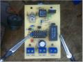 Placa variador de velocidad PWM