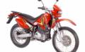 Motocicleta  MONDIAL TD 200 K